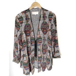 EUC• Vintage 80's Kimono Style Jacket